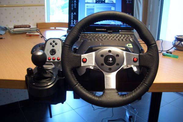 volant ps5 pc