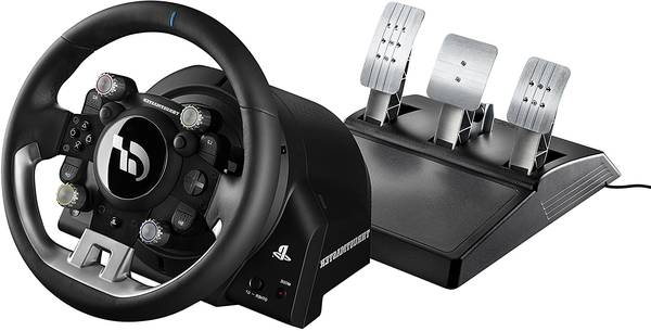 volant formule 1 ps4 avec pedale