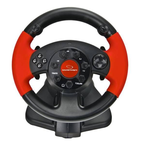 test volant g29