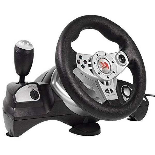 volant ps4 pour dirt rally