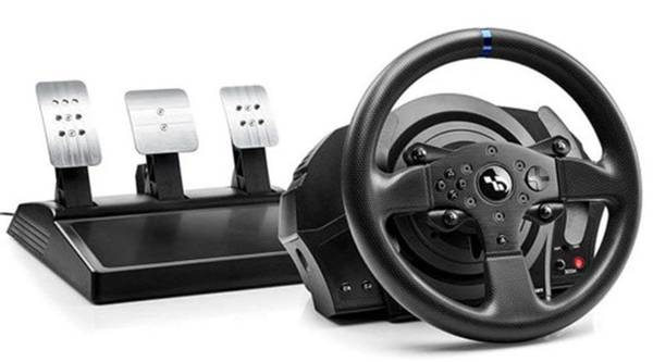 reglage volant logitech g29 ps4