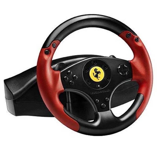 volant de voiture ps4