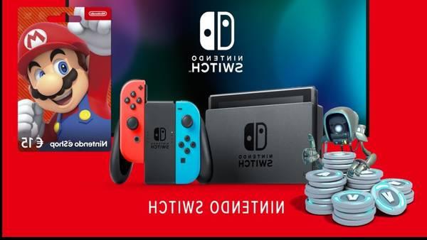 carte switch 15 euros