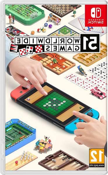 carte multi jeux nintendo switch