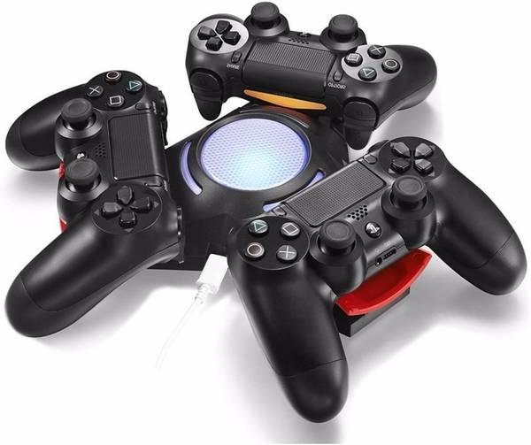 support casque manette ps5